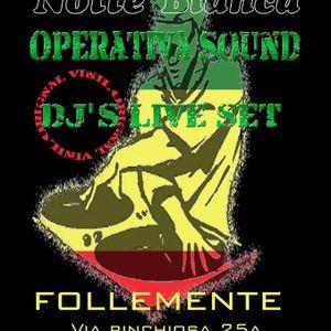 Notte Bianca: Vinyl DJ Set @Follemente by Paolo Brunicardi