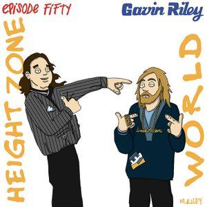 Episode 50 - Gavin Riley (Choose Your Own Adventure)