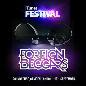 Deadmau5 – Live at iTunes Festival (London) – 09.09.2012