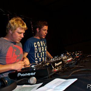live set fight of the dj's 2012