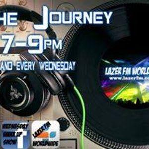 Weds Wake Up Show Pt 8 THE JOURNEY + DJ D-No Lazerfm worldwide