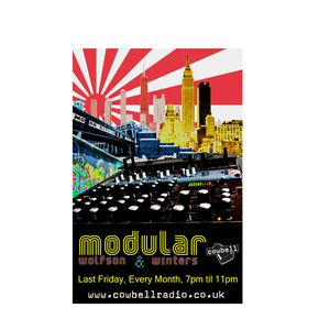 Modular Radio Show_Jan13