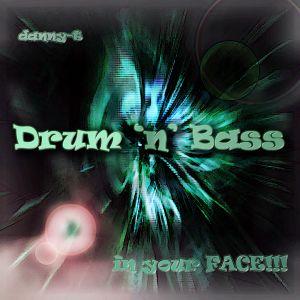 2012 o0pinkdinorecords0o danny-t drum'n'bass in ya FACE!!!