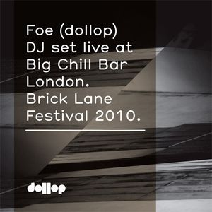 Foe Live DJ Set @ The Big Chill Bar