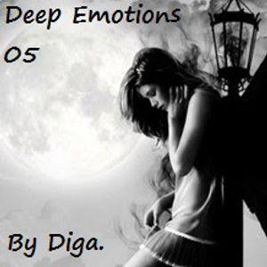 Deep Emotions - 05 by Diga