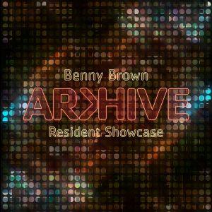 Benny Brown | October Resident Showcase | Arkhive London
