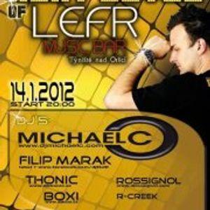Live @ Next Level, Tyniste Nad Orlici, 14.1.2012