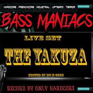 The Yakuza - BASS Maniacs - 5okt 2019