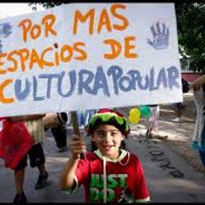 Informe cangrej@ Espacios Culturales, entre la organización, la resistencia y un proyecto de ley.