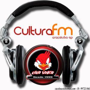 Programa Cuco Louco 09/07/2017 - Cultura FM 95,5 Araçatuba SP.