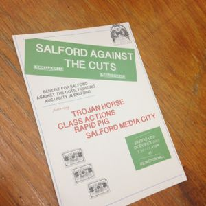 04/10/12 The Anything Goes Breakfast Show // Musicians Without Borders and Salford Against The Cuts