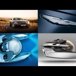 Project Neptune - Aston Martin & Triton Submarine Interview