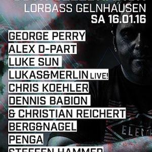 Philippo @ Luke Sun´s 39th Celebration Club Lorbass