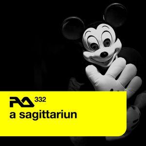 RA.332 A Sagittariun