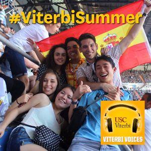 2-033 : Maria's Summer in Madrid - Summer 2016 Miniseries Part 8