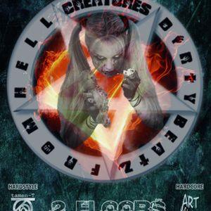 Creatures 01.09.2012 - Warm Up Mix