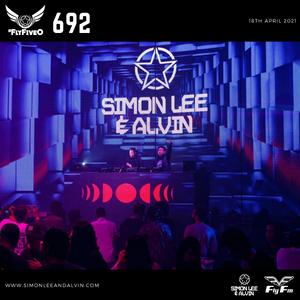 Simon Lee & Alvin - Fly Fm #FlyFiveO 692 (18.04.21)