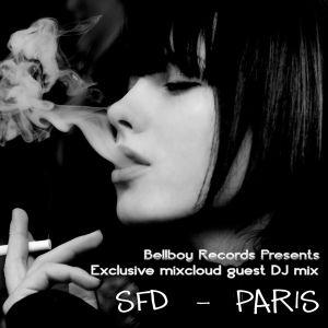SFD-PARIS - Bellboy Records guest mixcloud mix