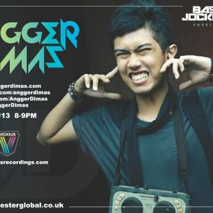BassJockeys Sessions Show - 19.02.13 with guestmix by Angger Dimas