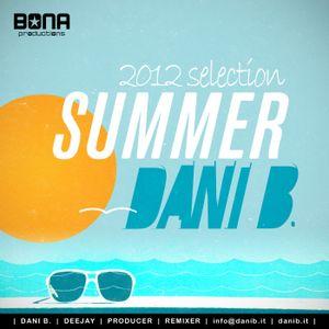 Dani B. # 0008 ( Summer 2012 Selection )
