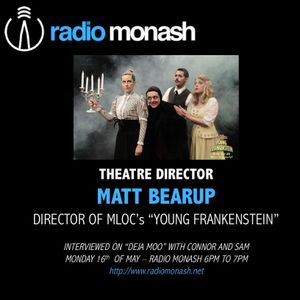 RadMon Exclusive Interview: Matt Bearup (Show #9)