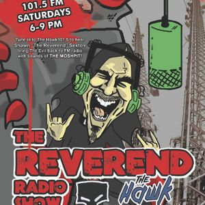 The Reverend Radio Show w/special guests Skye Sweetnam and Matt Drake from Sumo Cyco (24/10/2015)