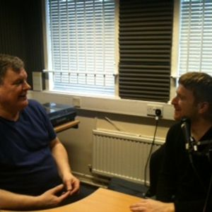 Interview with Author, Blogger and Musician Jason Winstanley for Salford City Radio 94.4 FM