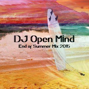 End Of Summer Mix 2015 - DJ Open Mind
