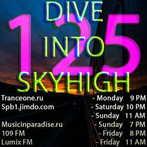 Outey - Dive Into Skyhigh 125