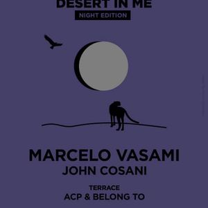 Marcelo Vasami @ Desert In Me, Jet BA - 11 January 2019