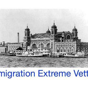 1DimitriRadio: Donald Trump says extreme vetting of immigrants is a good idea!