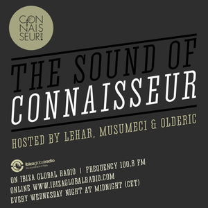 """The Sound of Connaisseur"" Radio Show #024 by Olderic - November 9th, 2015"
