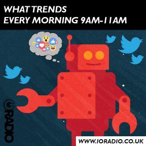 What Trends on IO Radio 121017