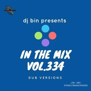 Dj Bin - In The Mix Vol.334