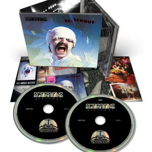 Scorpions - (2015) Blackout [50th Anniversary Deluxe Edition]
