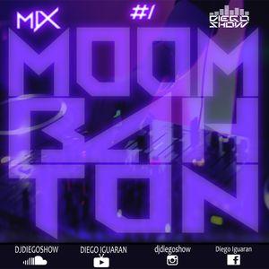 Mix Moombahton Latin Abril-Mayo 2017 (DJ DIEGO) #1