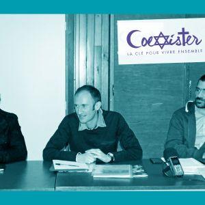 FRÜHSTÜCK - L'association Coexister Mulhouse dans la matinale de Radio MNE