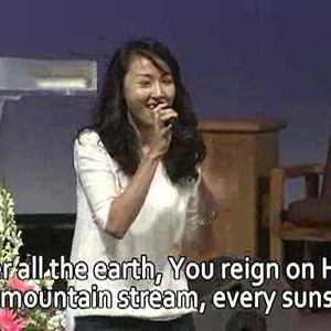 2014/08/10 HolyWave Praise Worship