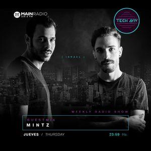 MINTZ For Tech Aviv // Main radio 104.5 Argentina