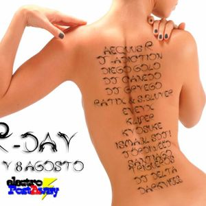 R-Day Mixed By Gryego 07/08/2012  20:00h.Pm