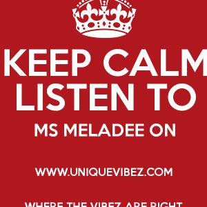 Ms Meladee Soulful Rare Groove Sunday's 22 Nov 2015 on www.uniquevibez.com
