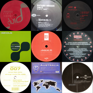 Assorted Progressiveness Volume 01 (Vinyl mix from 2001)