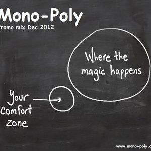 Out Of My Comfort zone (Promo Mix dec2012)