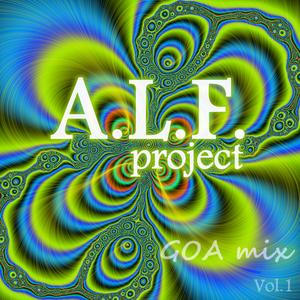 A.L.F. project - GOA mix Vol.1 (2013 year)