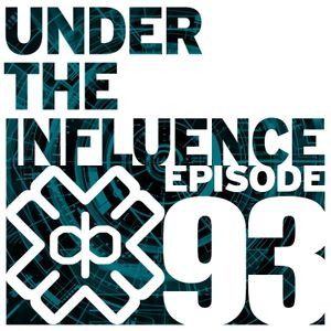D3EP Radio Network - Under The Influence 93