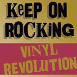 Keep On Rocking, Vinyl Revolution 14 feb 2017 2