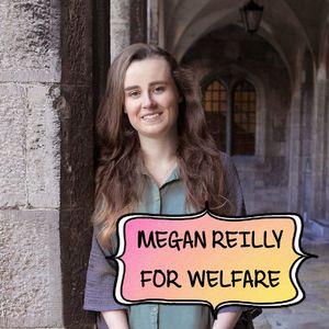 #NUIGSU17 Megan Reilly - Candidate for Welfare