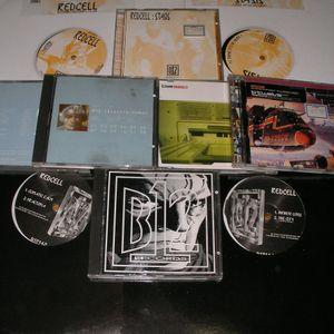 cdj mix - more experimental like so b12 records