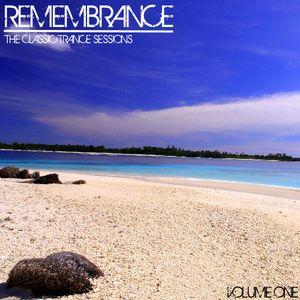 Remembrance Trance classics Volume One