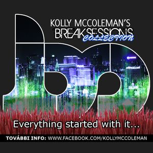 Kolly McColeman - Like The Fire (Breaksessions 2)